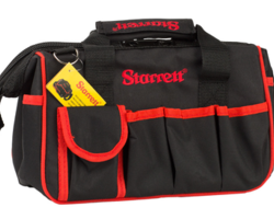 Demesne Electrical are stockists of these new Starrett tool bags for electricians and trades people. Next day delivery available...