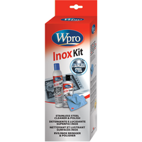 Wpro stainless steel cleaner + polish kit ( Inox kit)