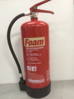6ltr Foam Extinquisher AFFF