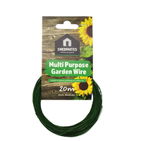 Kingfisher Multi Purpose Garden Wire 20m x 2mm - GSW102B (GSW102B)