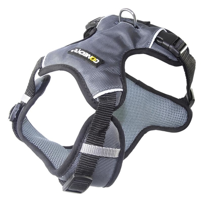 SPORT Harness Grey Large 80-105cm