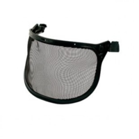 3M Peltor V1A Metal Forestry Visor Black