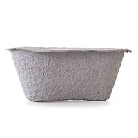 Pulp Pan for DOB Easy Clean Commode