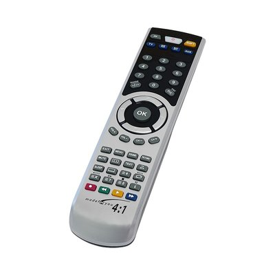 Made For You 4 in 1 Universal TV Remote Control Web Kit Incl Lead