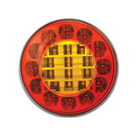 Round Multifunctional Tail Lamp