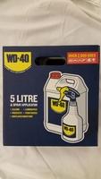 44506 WD40 5L + SPRAY APPLICATOR