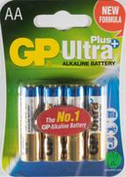 AA Blister pack Batteries per 4 pck