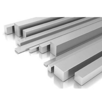 Aluminium Flat Bar 1000mm