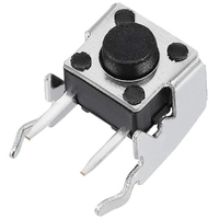 Switch | Tact Switch Right Angle 6X6X4.3mm
