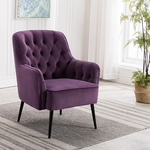 Miley Mulberry Chair 2