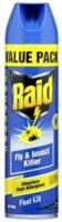 Raid Fastkill Flying Insect Killer - 350g
