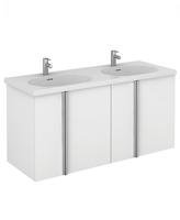 Sonas Avila White 120cm Vanity Unit