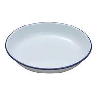 Falcon 22cm Enamel Pasta/Rice Plate