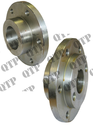 Pulley Adaptor For Crankshaft