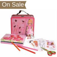 Dress-up Dolls Creativity Case