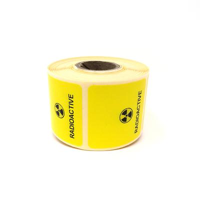 Purfect Prescription Bag Label (500) - Radioactive