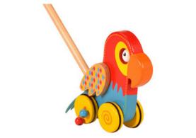 Push Along Toys