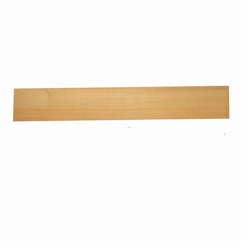 Strutting/Bass bar, Cedar
