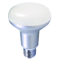 LED R80 REFLECTOR SPOT   240V 12WATT ES/E27 WARM WHITE