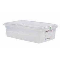 Storage Gast Container & Lid 1/1 32.5 x 26.5 x 15cm Ctn of 6