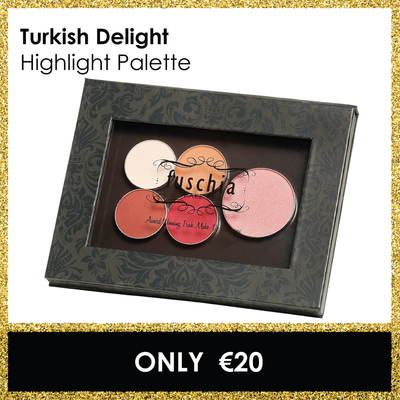 Turkish Delight/Highlight Palette