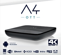Amiko A4 4K Android Receiver