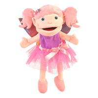 Moving Mouth Fairy Hand Puppet.