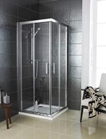 800 X 800 Corner Entry Shower Door (Enclosure) 6mm