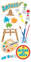 Artist Essential Craft Sticker.