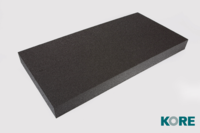 KORE FLOOR EPS 70 INS SILVER 160MM - 1200MM X 1800MM SHEET (3 PER PACK)