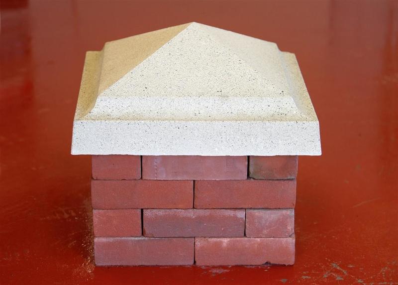 Precast Concrete Limestone : Cast granite pier cap mm goodwins