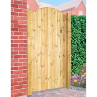 CARLTON BOW TOP GATE 900MM X 1.8M