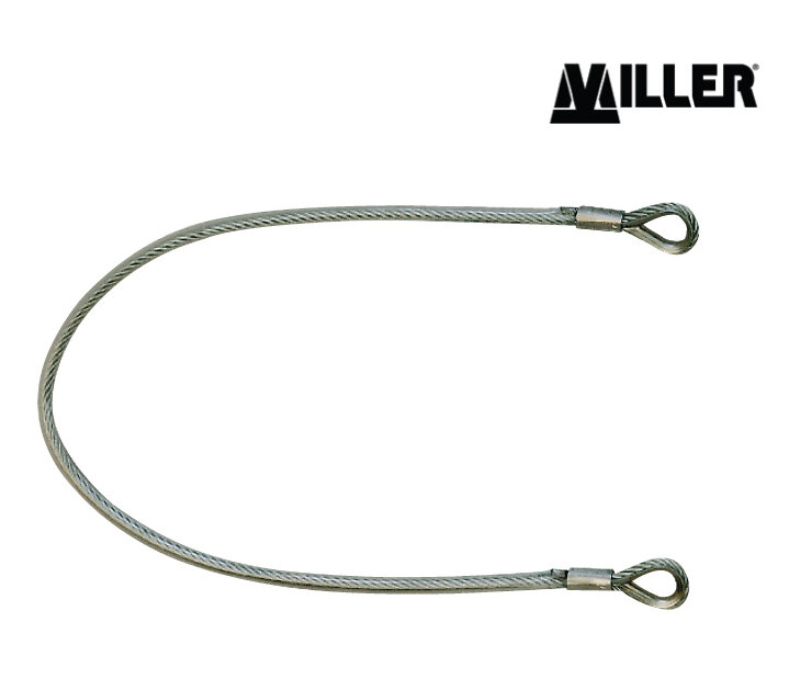 MILLER Steel Anchorage Sling 1m