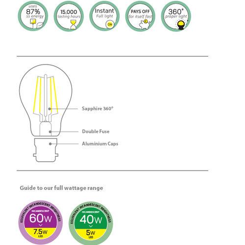<span>XCross™</span> Filament LED