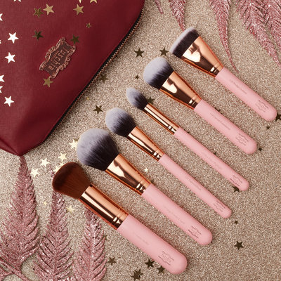 Profile 6 Piece Face Brush Collection