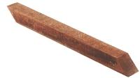 600mm Brown Centre Stump 50x50mm