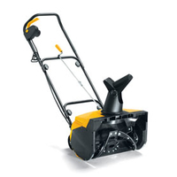 The Stiga Snow Electric blower is an ideal machine for domestic use to clear unwanted snow from driveways and paths
