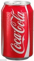 box coca cola cans UK/irish