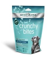 Arden Grange Crunchy Bites - Light 225g x 10
