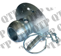 Lower Link Guide Cone & Ball Assembly Cat 3/3