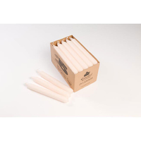 7 Hour Candles 25pk Ivory