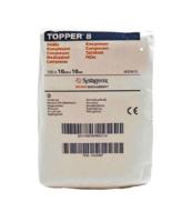 TOPPER 8 SWABS NON-STERILE 7.5 x 7.5CM