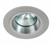 Aluminium Round Fixed Downlight | LV1202.0376