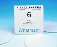 Filter Paper Whatman 15cm No.6, Circles Grade