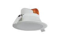 9W LED PVC IP44 Dimmable Downlight