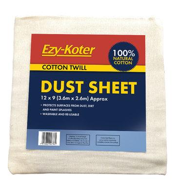 Dust Sheet Polythene 4M X 2.5M