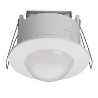 Hager Flush Mounted Motion Detector 360°
