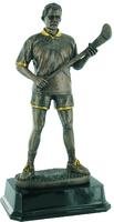 25cm Hurling - Bronze/Gold Trim