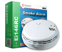 Ei146RC Optical Smoke Alarm