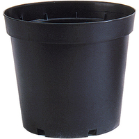 Soparco SM Container Pot 1lt - Black